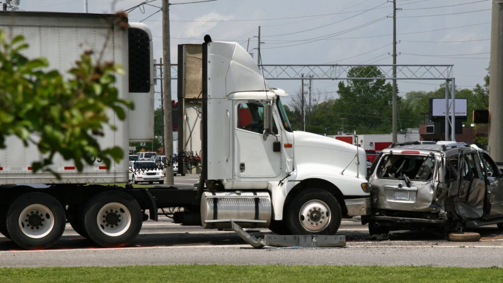 Personal Injury Lawyers Truck Accident